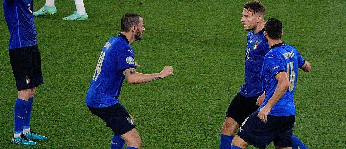 Euro 2020: znamy pary 1/8 finału