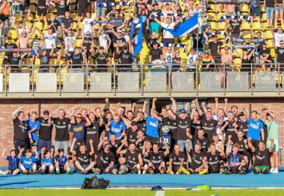 BETFAN nowym sponsorem Zawisza Bydgoszcz!