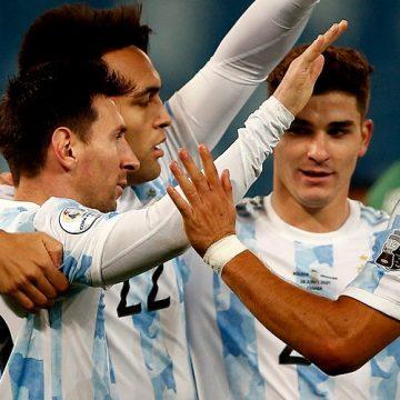 Argentyna – Ekwador, typy na 1/4 finału Copa America