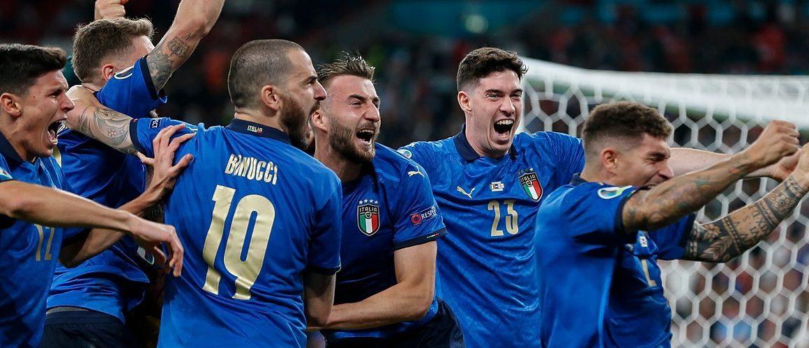 Włosi mistrzami Europy – Euro 2020
