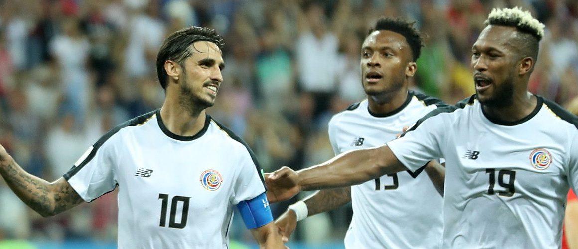 Gold Cup 2021: Jamajka i Kostaryka walczą o awans