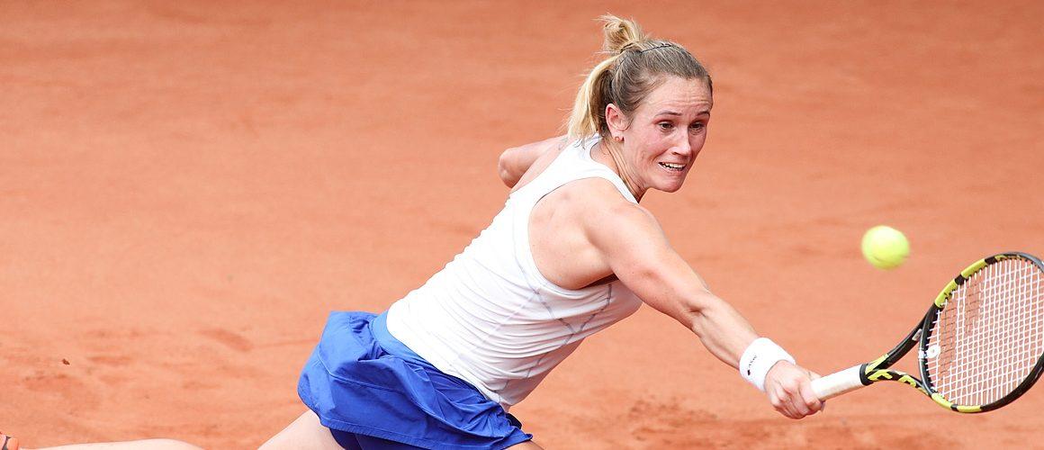 Katarzyna Kawa w ćwierćfinale w Gdyni