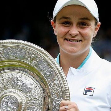 Wimbledon 2021: Triumf Barty i Djokovicia