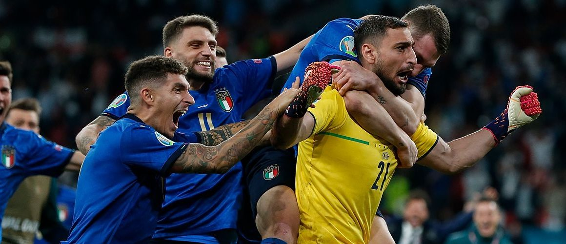 Euro 2020: Włochy – Anglia, oceny