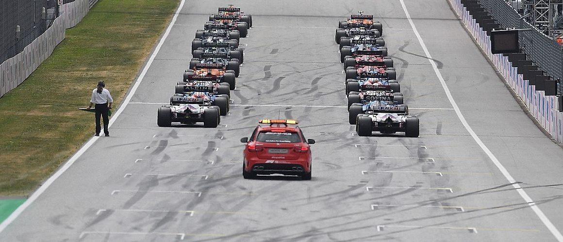F1: czym jest sprint kwalifikacyjny?
