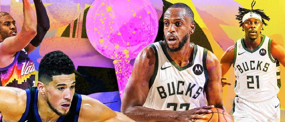 Phoenix Suns- Milwaukee Bucks- Finały NBA 2021!