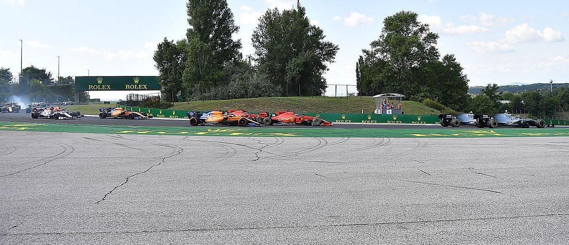 F1: GP Węgier – ostatni wyścig przed przerwą
