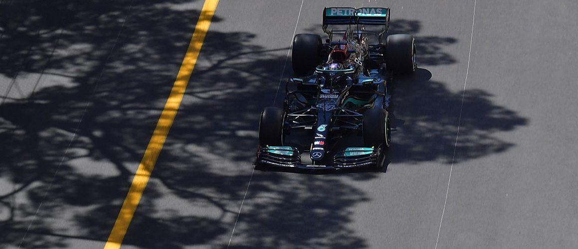 F1: Hamilton wygrał piątkowe kwalifikacje