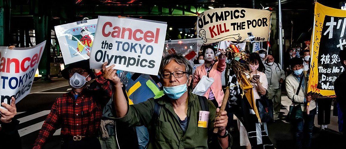 Igrzyska Olimpijskie zagrożone przez protesty?