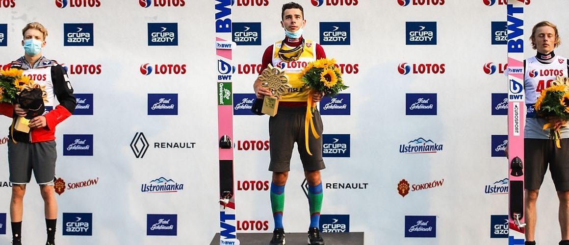 Letnie GP w Wiśle: dwóch Polaków na podium