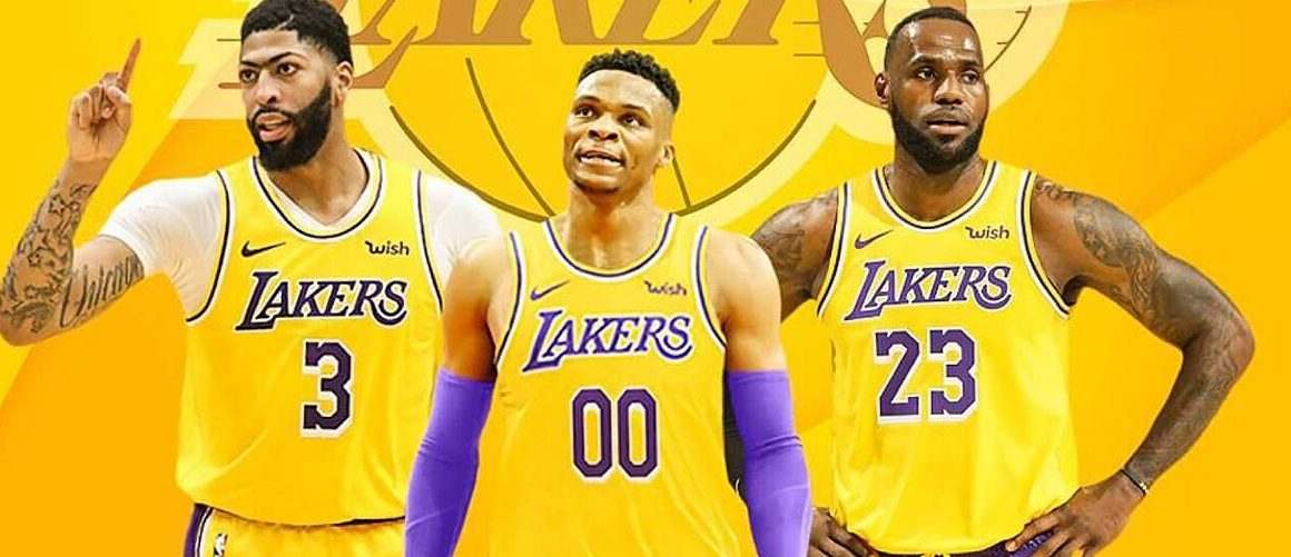 NBA Draft 2021 i Russell Westbrook w Lakers!