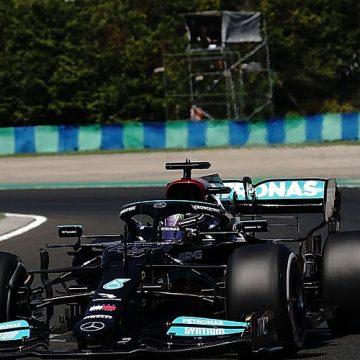 GP Węgier: doskonałe kwalifikacje dla Mercedesa