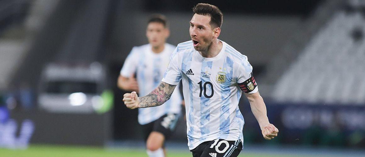 Messi dopiął swego! Argentyna wygrała Copa America