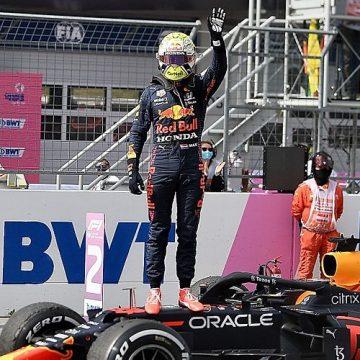 Verstappen wygrał pierwszy w historii sprint kwalifikacyjny