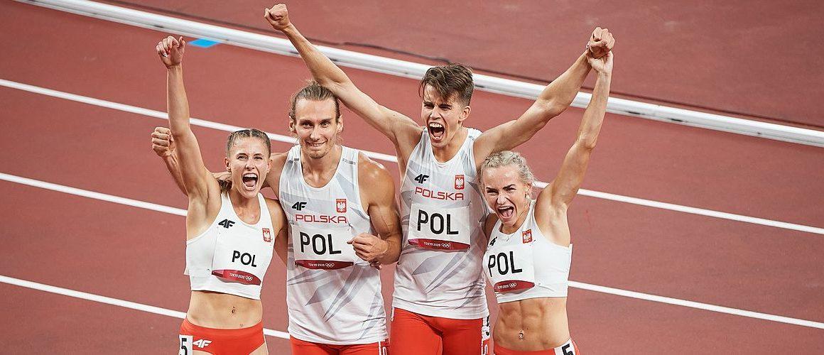 Tokio 2020: Polska z pierwszym złotym medalem!