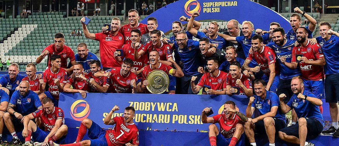 Raków z Superpucharem Polski!