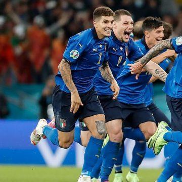 Euro 2020: tak dobrych Włochów nikt się nie spodziewał