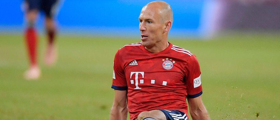 Arjen Robben zakończył piłkarską karierę