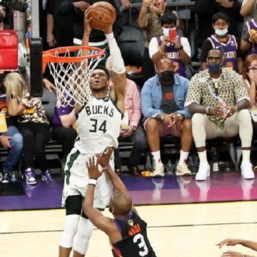 Finały NBA: Milwaukee Bucks- Phoenix Suns #6