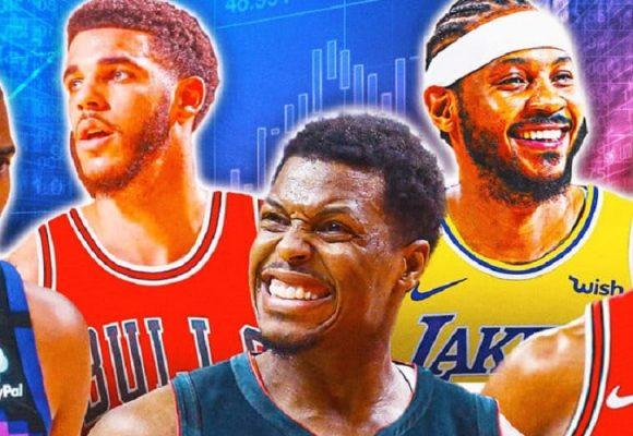 Transfery NBA 2021: Śledź wszystkie zmiany klubowe