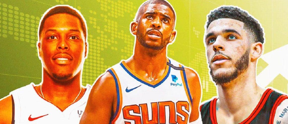 Transfery NBA: Pierwszy dzień rynku wolnych agentów