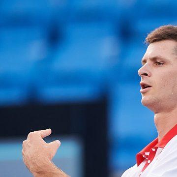 ATP Toronto: Hurkacz – Miedwiediew w ćwierćfinale