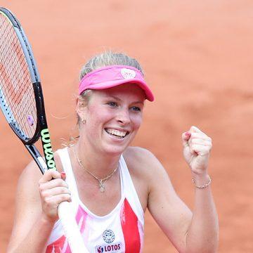 Magdalena Fręch wygrywa Challenger w Concord