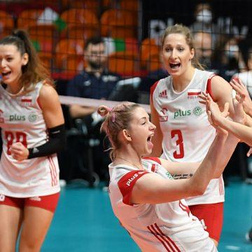ME 2021 siatkarek: Polska – Turcja w ćwierćfinale