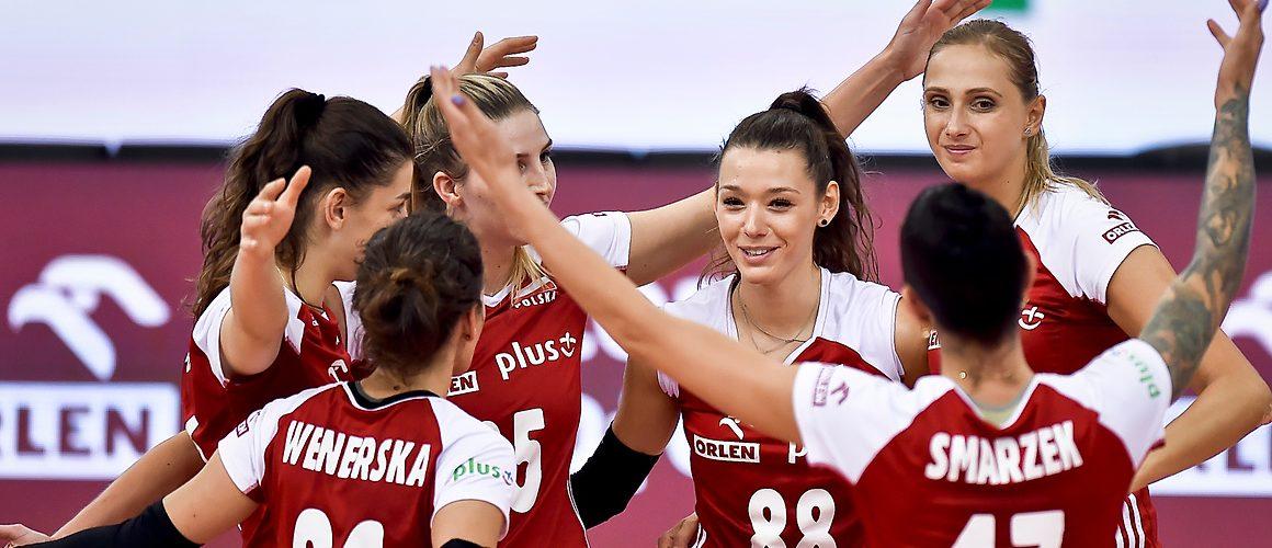 Siatkówka: Polki rozpoczynają Mistrzostwa Europy