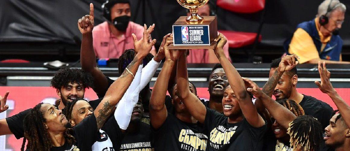 Sacramento Kings mistrzami NBA Summer League 2021