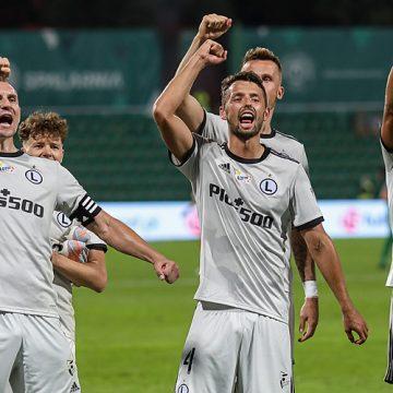 Slavia – Legia, kto zagra w fazie grupowej LE?