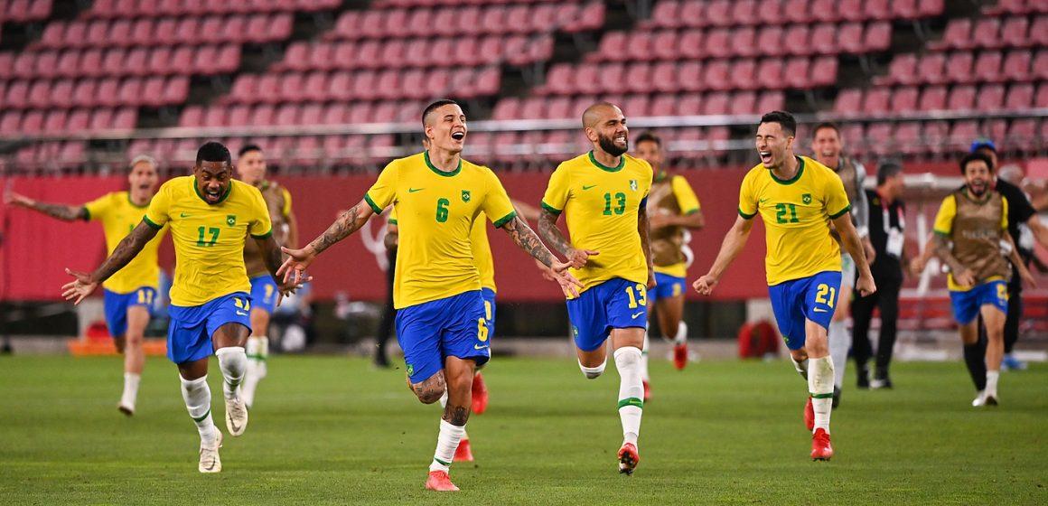 Tokio 2020: Piłkarze Brazylii zdobyli złoto