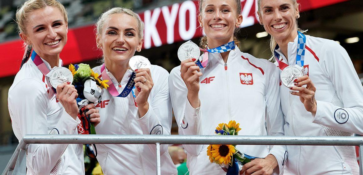 Tokio 2020: Ile zarobili Polscy sportowcy? Nagrody finansowe