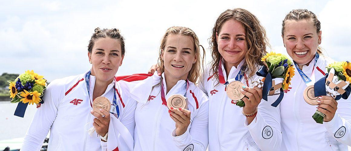 Tokio 2020: Mamy trzynasty medal