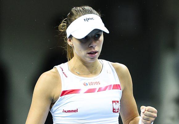 WTA Cleveland: Magda Linette – Irina Begu w półfinale