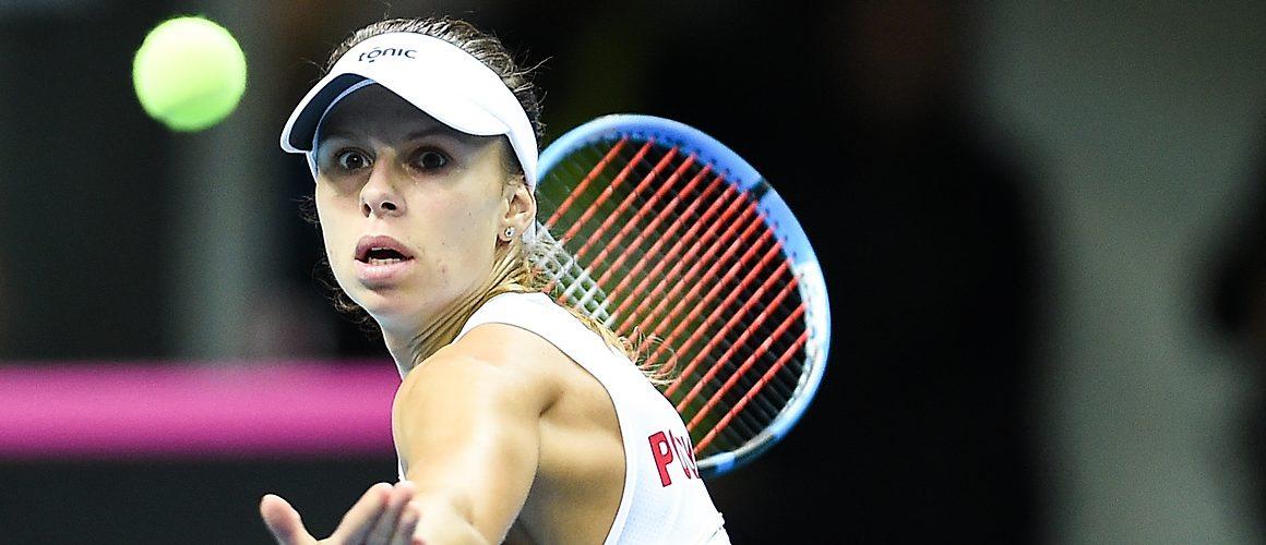 WTA 500 San Jose: Magda Linette w ćwierćfinale