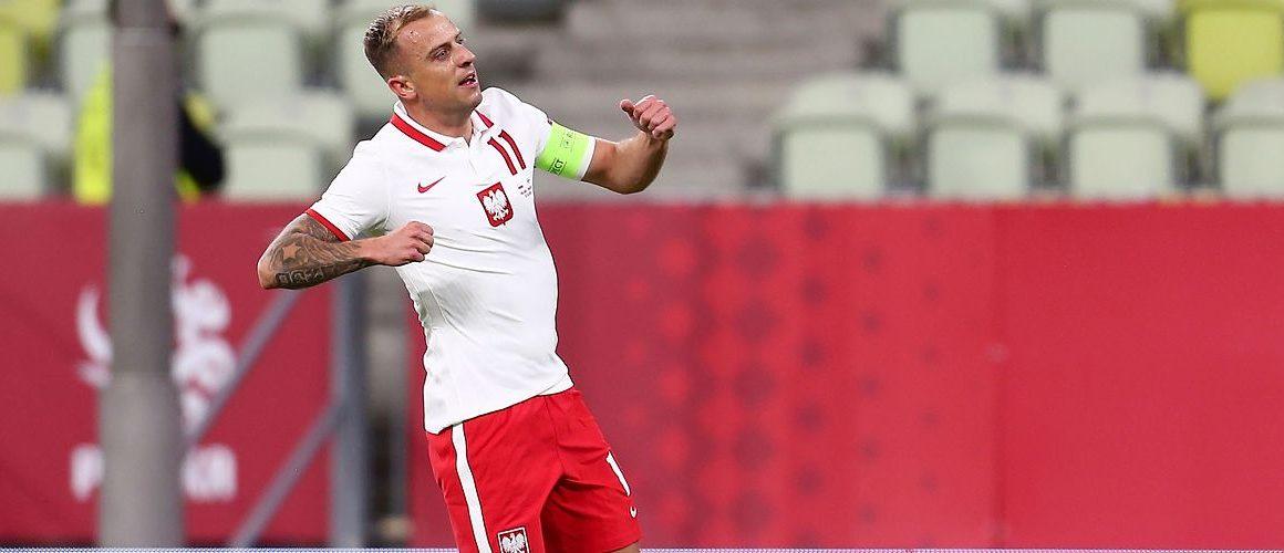 Kamil Grosicki wrócił do Pogoni
