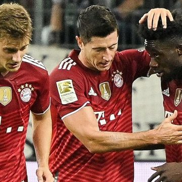 Bundesliga: Lewandowski rozpoczyna sezon od gola