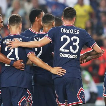 Ligue 1: mistrz rozgromiony, asysta Frankowskiego