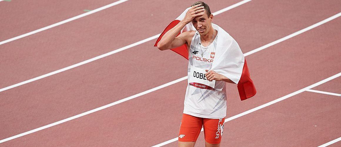 Tokio 2020: Paweł Dobek z brązowym medalem