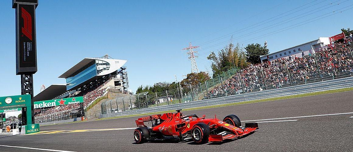 Oficjalnie: GP Japonii odwołane