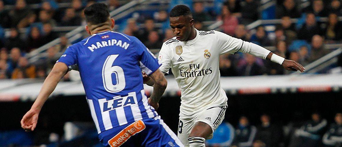 La Liga: Alaves – Real Madryt, specjalna oferta BETFAN