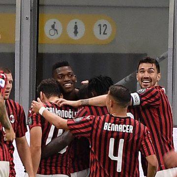 Serie A: Grad bramek na Allianz Arena? Juve- Milan
