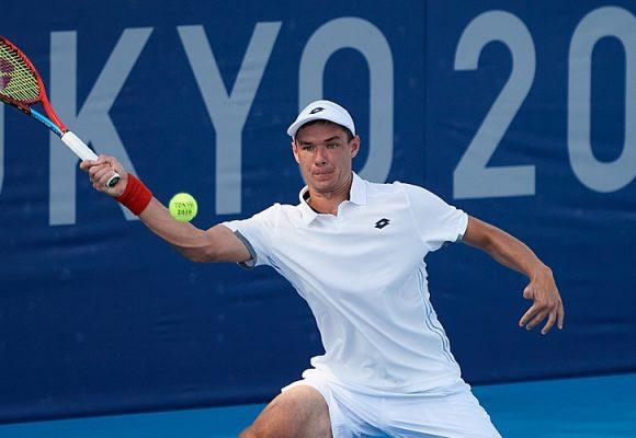 Challenger w Szczecinie: Kamil Majchrzak w finale