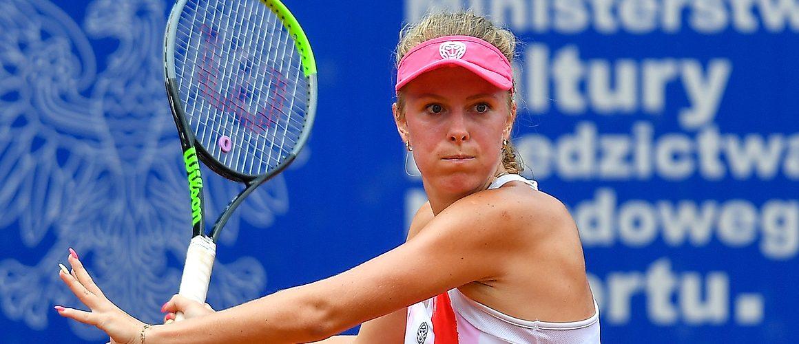 Magdalena Fręch wygrała turniej ITF W60 w Pradze