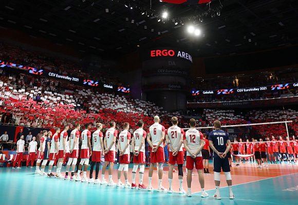 ME 2021 siatkarzy: Polska – Słowenia w półfinale