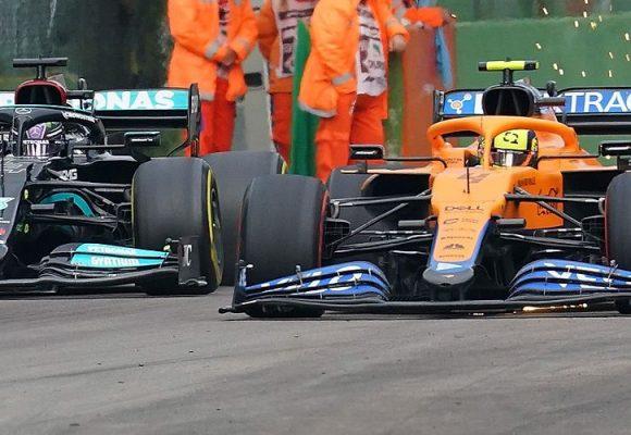 F1: Hamilton wygrał setny wyścig, szalony finisz w Soczi