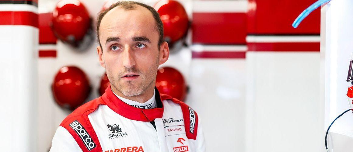 F1: Robert Kubica weźmie udział w GP Włoch