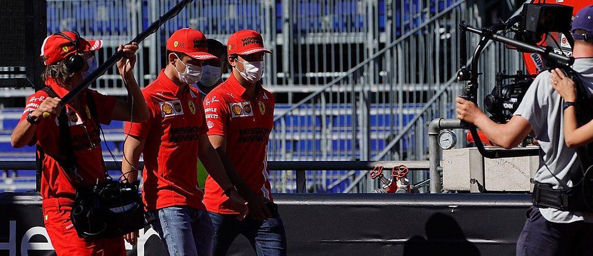F1: GP Włoch – harmonogram i transmisja