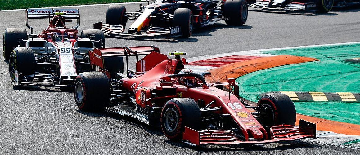 F1: GP Włoch, typy i zapowiedź weekendu